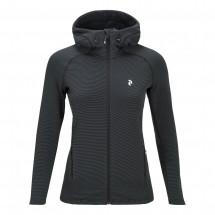 Peak Performance - Women's Waitara Zip Hood - Fleece jacket