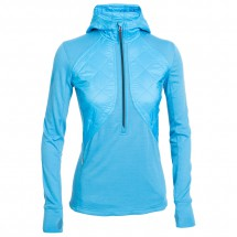 Icebreaker - Women's Ellipse L/S Half Zip Hood - Wool jacket