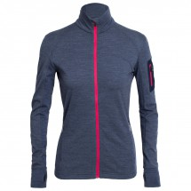Icebreaker - Women's Terra L/S Zip - Wool jacket