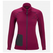 Peak Performance - Women's Blacklight Mid Zip - Fleecejacke