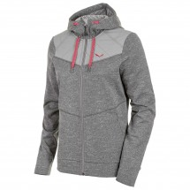 Salewa - Women's Fanes Hybrid Polarlite/PTX Full-Zip Hoody