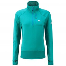 Mountain Equipment - Women's Eclipse Zip Tee Auslaufmodell