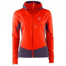Haglöfs - Women's Touring Hood - Fleece jacket