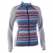 Smartwool - Women's Printed Corbet 120 Jacket - Wolljacke
