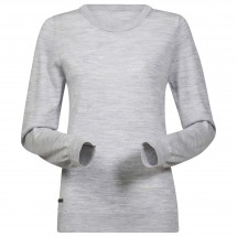 Bergans - Women's Fivel Wool L/S - Merinopullover