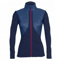 Icebreaker - Women's Ellipse L/S Zip - Wool jacket
