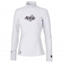 Maloja - Women's CorvallisM.Shirt - Fleece pullover