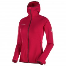 Mammut - Botnica Light ML Hooded Jacket Women - Fleecetakki