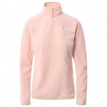 The North Face - Women's 100 Glacier 1/4 Zip - Fleecepullover
