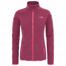 The North Face - Women's 100 Glacier Full Zip - Fleecetakki