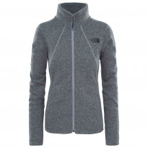 The North Face - Women's Crescent Full Zip - Fleecetakki