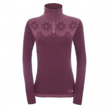 The North Face - Women's Harpster 1/4 Zip - Merino sweater