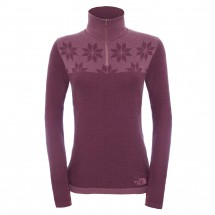 The North Face - Women's Harpster 1/4 Zip - Merino jumpers