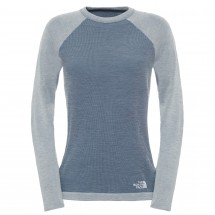 The North Face - Women's Harpster Crew - Merinovillapullover