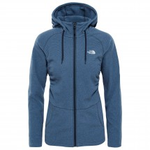 The North Face - Women's Mezzaluna Full Zip Hoodie