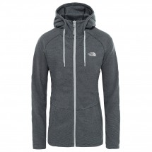 The North Face - Women's Mezzaluna Full Zip Hoodie - Fleece jacket