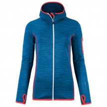 Ortovox - Women's Fleece Melange Hoody - Wolljacke