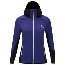 Peak Performance - Women's Black Light Hybrid Mid Jacket
