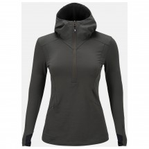 Peak Performance - Women's Civil Mid Hood - Fleece pullover