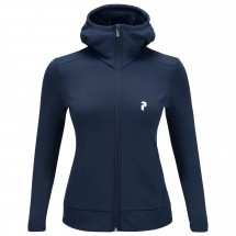 Peak Performance - Women's Sizzler Zip Hood - Fleecejack