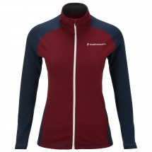 Peak Performance - Women's Thermo Mid Zip - Wollen jack