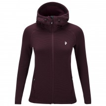 Peak Performance - Women's Waitara Hood - Fleecejack
