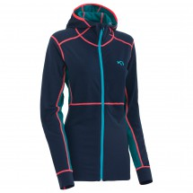 Kari Traa - Women's Svala Midlayer Hood - Fleece jacket