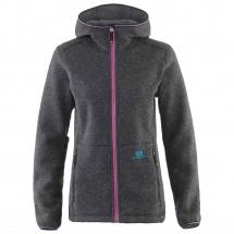 Elevenate - Women's Argentière Hood - Wool jacket