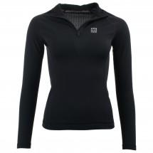 66 North - Women's Grettir Zip Neck - Fleece pullover