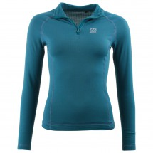 66 North - Women's Grettir Zip Neck - Fleecetrui