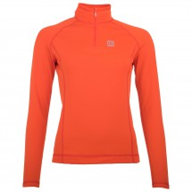 66 North - Women's Grettir Zip Neck - Fleecepullover