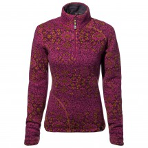 Sherpa - Women's Namla Zip Tee - Pull-over polaire