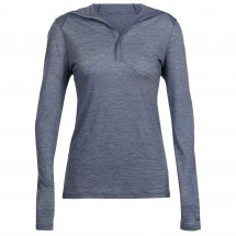 Icebreaker - Women's Sphere L/S Hood - Manches longues
