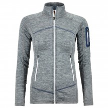 Ortovox - Women's Fleece Light Melange Jacket - Fleecejakke