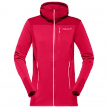 Norrøna - Women's Falketind Warm1 Stretch Zip Hoodie - Fleecejakke