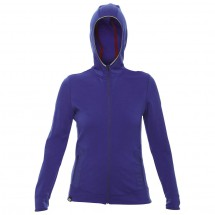 Rewoolution - Women's Babeth Sweat Hooded Full Zip L/S - Villatakki