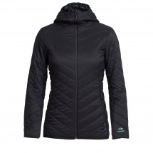 Icebreaker - Women's Hyperia Hooded Jacket - Wool jacket