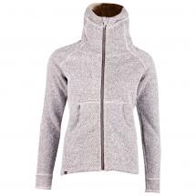 2117 of Sweden - Women's Wool Hoodie Gullspang - Fleecetakki