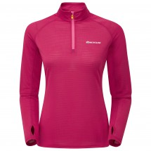 Montane - Women's Allez Micro Pull-On - Fleece jumper
