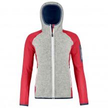 Ortovox - Women's Fleece Plus Classic Knit Hoody - Ulljakke