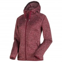 Mammut - Chamuera Midlayer Hooded Jacket Women - Fleece jacket