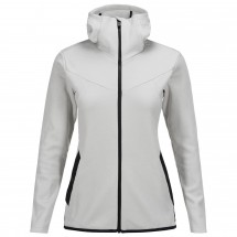 Peak Performance - Women's Goldeck Zip Hood - Fleece jacket