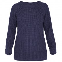 Röjk - Women's Rambler Wool Sweater - Merinovillapulloverit