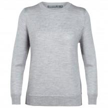 Icebreaker - Women's Muster Crewe Sweater - Merino trui