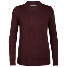 Icebreaker - Women's Waypoint Crewe Sweater - Merino jumper