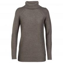 Icebreaker - Women's Waypoint Roll Neck Sweater - Merinovillapulloverit