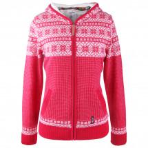 Alprausch - Women's Flausch-Helga Knitted Zip-Hoodie - Villatakki