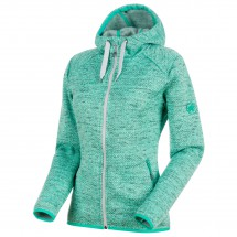 Mammut - Women's Chamuera ML Hooded Jacket - Fleece jacket