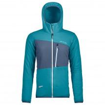 Ortovox - Women's Swisswool Zebru Jacket - Wollen jack