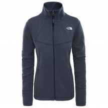 The North Face - Women's Inlux Wool F/Z Jacket - Wool jacket